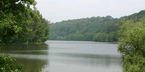 Lacs et autres points d'eau